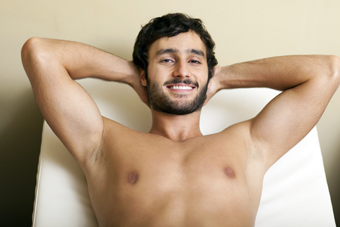 Gay Male Tantra Massage awaiting Stress Release