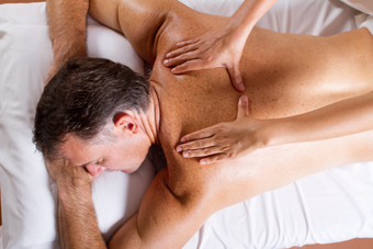 Sensual Male Massage for Men in Atlanta