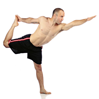 Naked or Nude Male Yoga Tantra for Men - straight, gay, bi