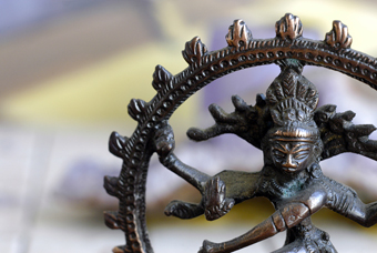 Shiva is a symbol of Tantric Masculine Power